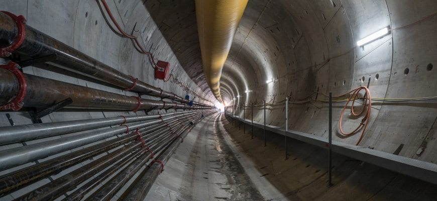 Tunnelling progresses on the Forrestfield-Airport Link