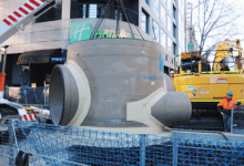 Photo of Utility upgrades Melbourne CBD sewer network