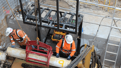 Photo of Adept Civil Group completes reticulation connection