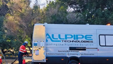 Photo of Allpipe Technologies provides the pipeline solution