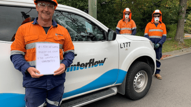 Photo of Interflow's initiative to stay connected