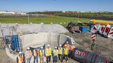 Photo of Airport opts for underground construction