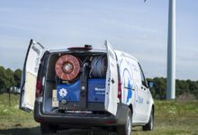 Photo of SECA unveils world-first electric water jetter