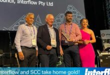 Photo of Interflow takes home excellence