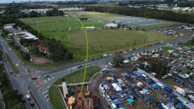 Photo of Fast game's a good game on the Sunshine Coast